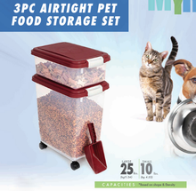Airtight Pet Food Containers Airtight Pet Food Containers Suppliers and Manufacturers at Alibaba.com & Airtight Pet Food Containers Airtight Pet Food Containers Suppliers ...