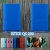Eleaf new release iStick QC 200W with MELO 300 Silicone case cover tactile and tough 13 colors for your choice RHS factory
