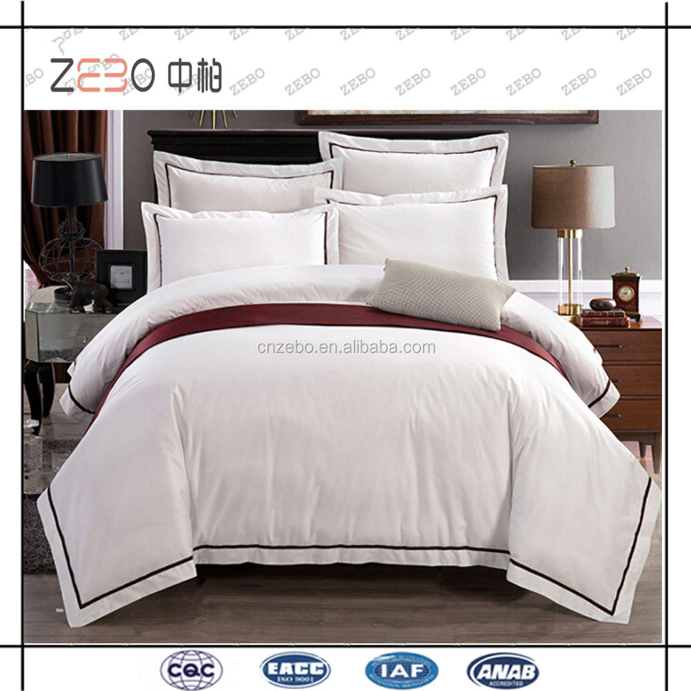 Hotel Collection Bedding Set Queen Wholesale Cotton Royal Hotel Bed Sheets
