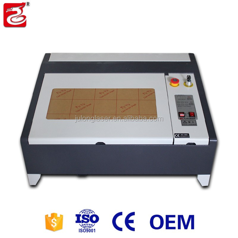 co2 laser etching engraving cutting machine companies looking for representative 400mm*400mm