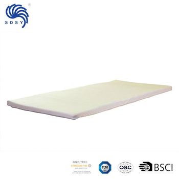 Factory Price New Product cheap travel folding foam bed mattress for bed