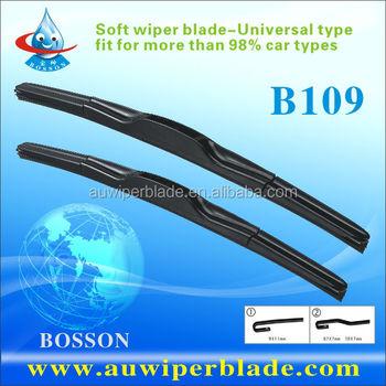 Anco Wiper Blades >> Bosson Wiper Blades Buy Yada Wiper Blade Anco Wiper Blade Universal Wiper Blade Product On Alibaba Com