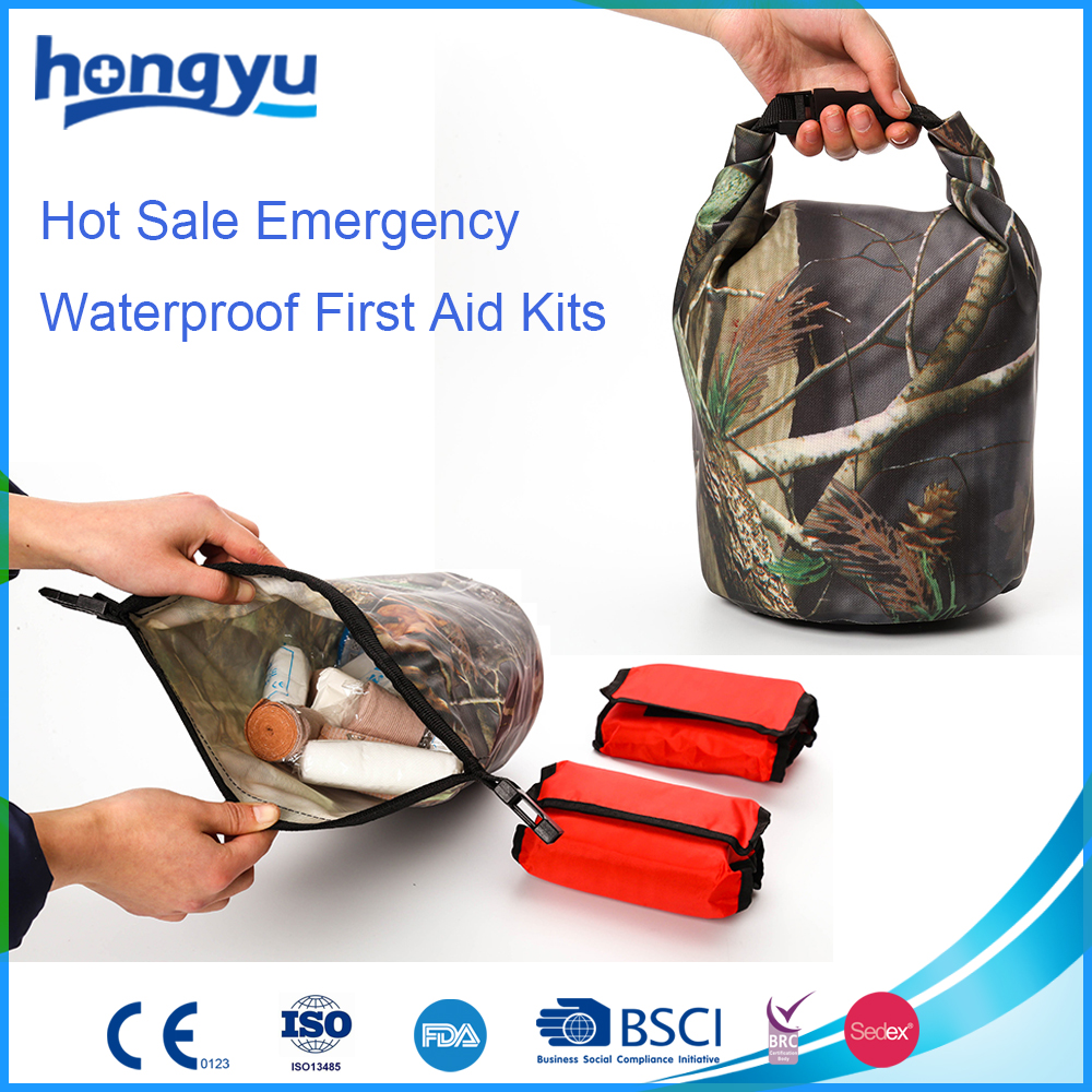 Hot Sale Medical Military Big First Aid Kits Outdoor Waterproof Emergency First Aid Bags