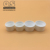 white smooth surface plastic screw cap with seal liner 20/410 24/410 28/410