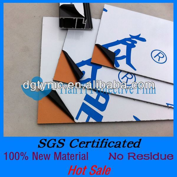 SGS Certificated no residue easy peel nonwoven interlining/needle felting needles/pe protective film