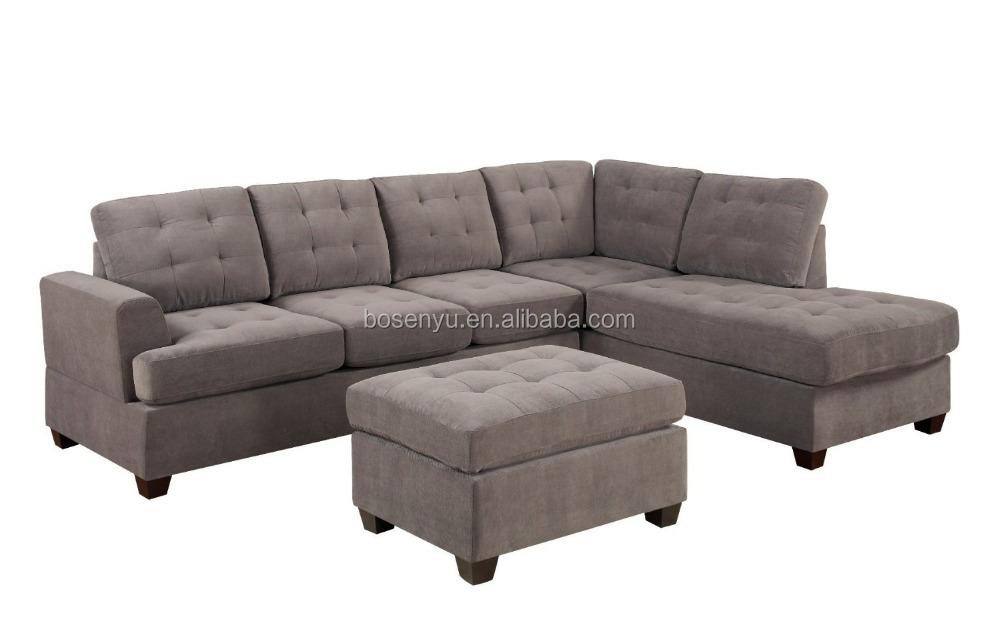 Modern Modular Sofa,cheap Grey Sectional Sofa