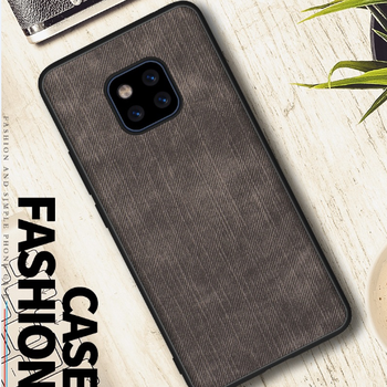 Case Cover for huawei mate 20 pro Soft Cloth Mobile Phone Case