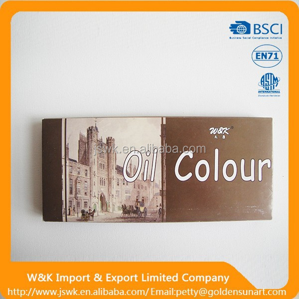 China wholesale custom maries oil paints