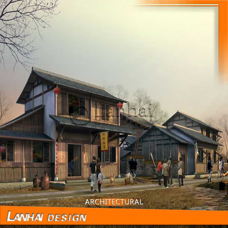 Bamboo House Architecture Design Houses