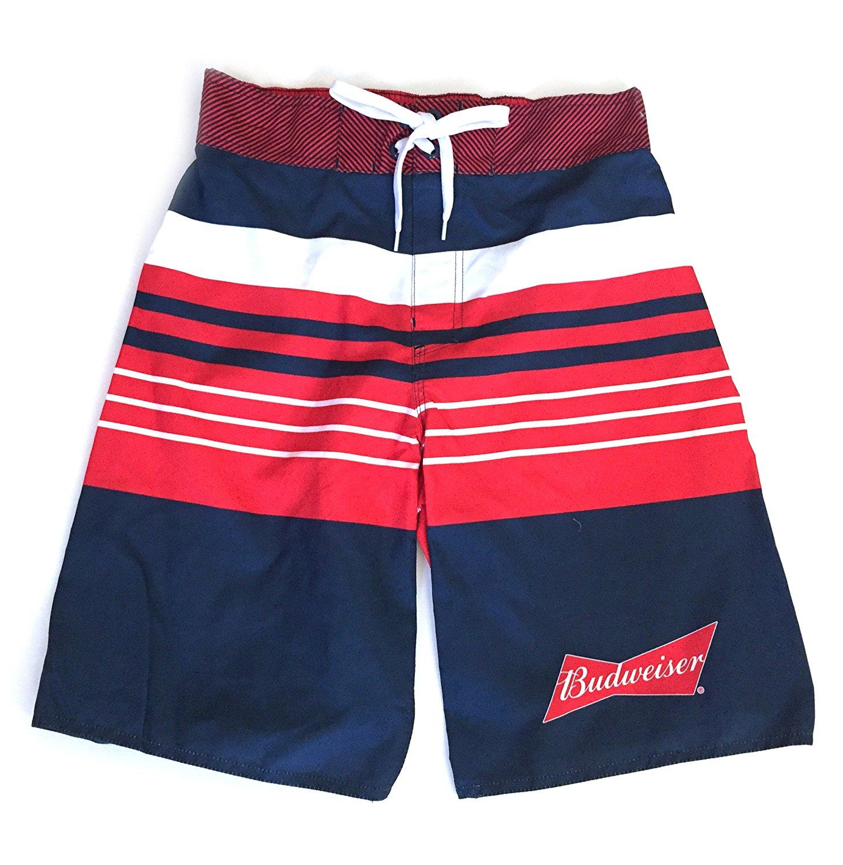 Blue//Red Mish Boys Boys Board Shorts Surfer Dude