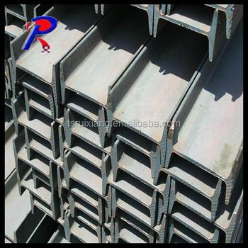 lamin chaud d 39 acier de construction structurels h faisceau utilis pour construction buy. Black Bedroom Furniture Sets. Home Design Ideas