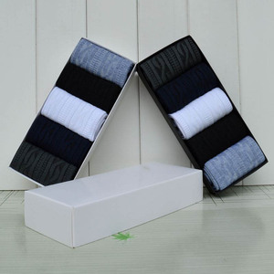 Winter gift box socks thick cotton men socks