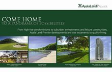 Ayala Land Premier Condo, Golf And Leisure Communities,Real Estate Projects