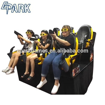 Virtual Reality Chair 5d 7d 9d 12d Cinema Equipment Theater Chair Selling 7d cinema vr game machine