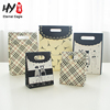 Brand new cheap double handle shopping paper bag