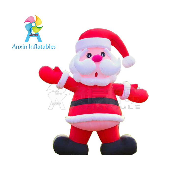 inflatable christmas decoration advrtising inflatable christmas old man/25ft giant christmas inflatable santa