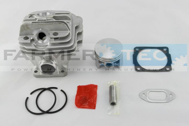 44MM Cylinder piston kit with gasket Aftermarket replacement spare parts for stihl chainsaw 026 ms260 026 pro