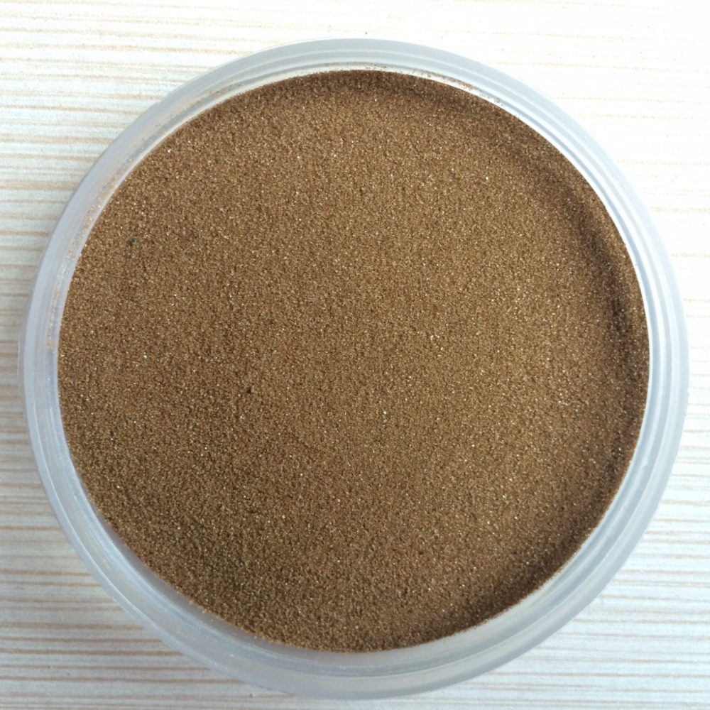Yellow brown sand