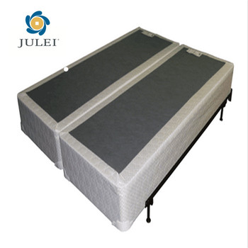 Queen Size Metal Bed Frame Box Spring