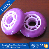hot sale eco-friendly hot sale Long Working Life pp+pu best roller derby wheels 2012