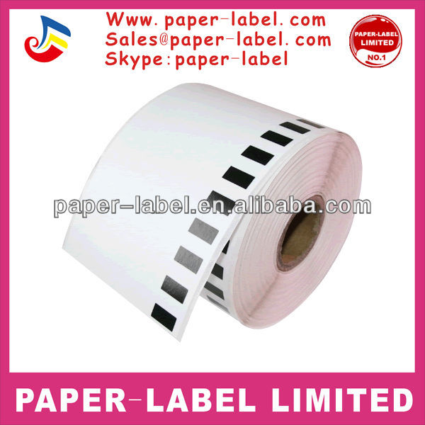 DK-22205 Brother Compatible Labels, 62mm x 30.48m, DK 22205, DK 2205 Continuous Paper Labels