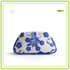 good quality fashion 2016 satin small promotional cosmetic bag