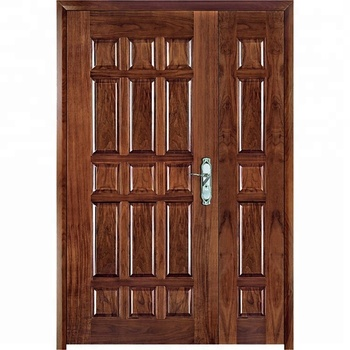 Wholesale Interior Steel Door Used Exterior Wooden Security Armored