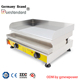 Electric commercial dosa griddle grill plates pan scraper pancake griddle