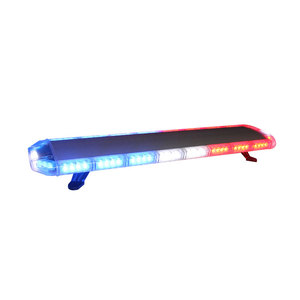 Super-bright led strobe lightbar emergencu vehicle light bar