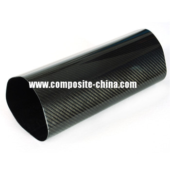 High Quality Carbon Fiber Exhaust Moto Spare Parts From China manufacturer
