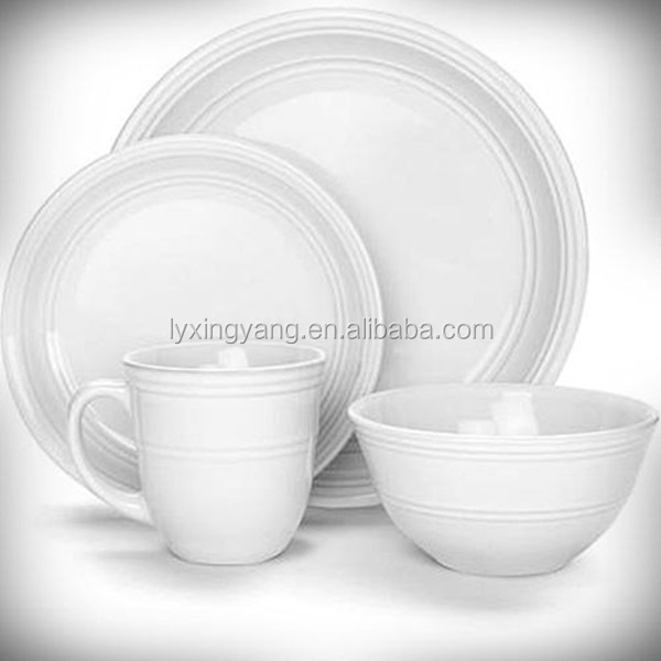 Fine and cheap high quality unbreakable dinnerware ceramic porcelain dinner sets