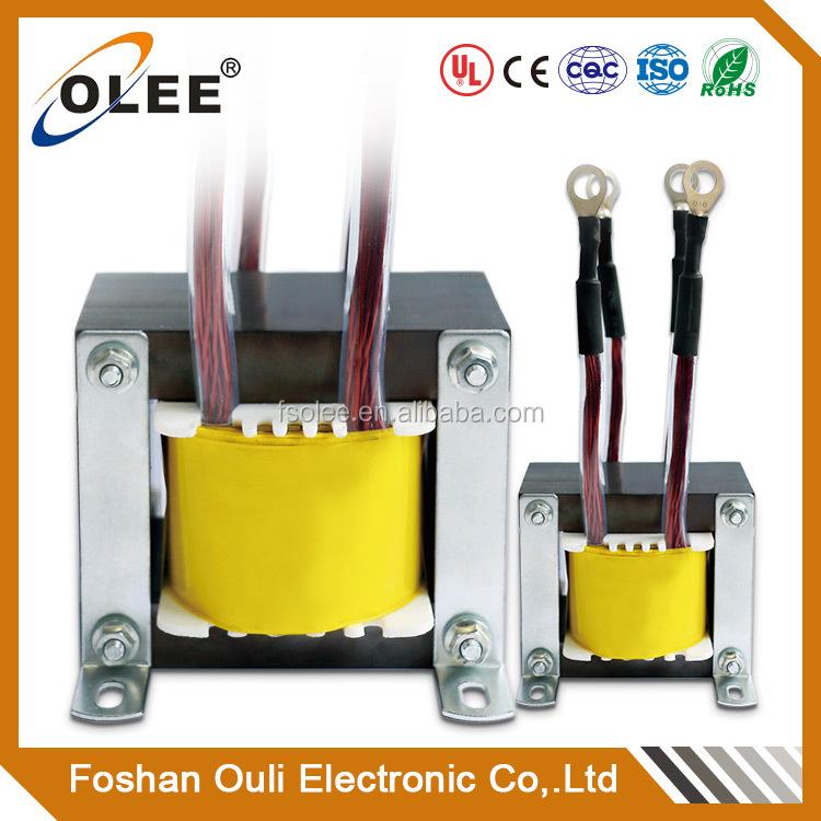 למינציה חשמלי כוח שנאי עם CE UL