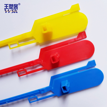 1ea1d8f419b3 Wangsu factory directly sale pull tight adjustable length mechanical plastic  security seal