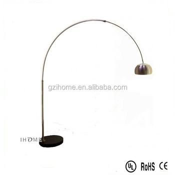 Hot sale arc floor lamp with marble base floor lamp supplierih hot sale arc floor lamp with marble base floor lamp supplierih 9002f mozeypictures