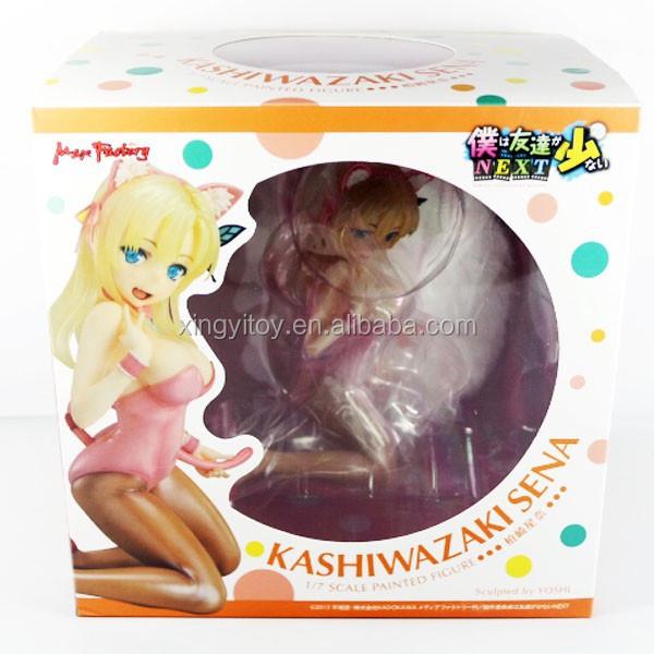 Anime Haganai Next Kashiwazaki Sena Cat Costume Ver 1//7 Scale PVC Figure