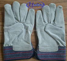 ladies goatskin leather fashion dress gloves for winter 2012