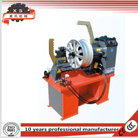ARP85 rim straightening machine for vehicle