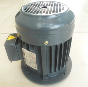 Totally Enclosed Protect Feature single phase 1.5 KW 2HP Electric Pump Motor for Sale