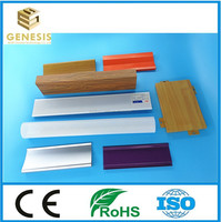 Construction building material selling punch panel 600*600 aluminum ceiling tiles