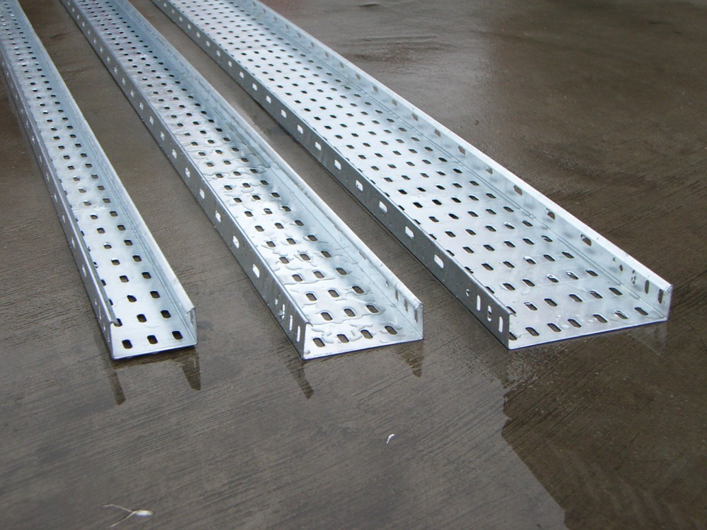 600mm Wide Cable Tray