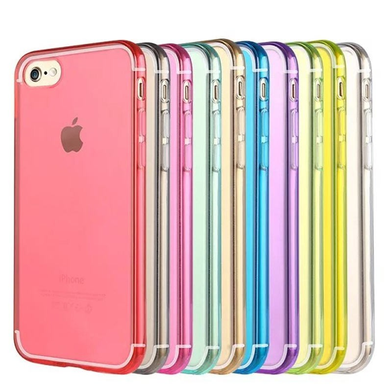 Wholesale 1mm Tpu For Iphone 7 Case Transparent High Quality