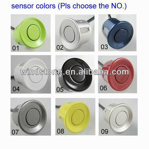 Car anti-collision System Buzzer Alarm Parking Sensor