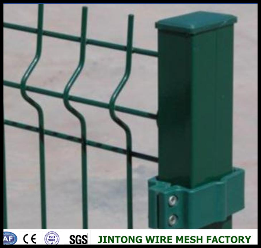 Double Loop Ornamental Fence/ornamental Double Loop Wire Fence ...