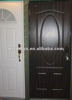 Used Internal Doors For Sale Interior Bedroom Doors 9 Panel Wooden Grain Pvc Laminated Steel