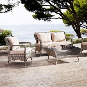 Elegant Patio Furniture Outdoor Sofa