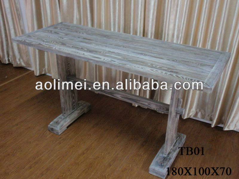 Narrow Stand Up Long Wood Bar Table   Buy Long Wood Bar Table,Long Narrow  Table,Stand Up Bar Tables Product On Alibaba.com