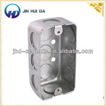 Electrical wall Outlet Metal Box Size