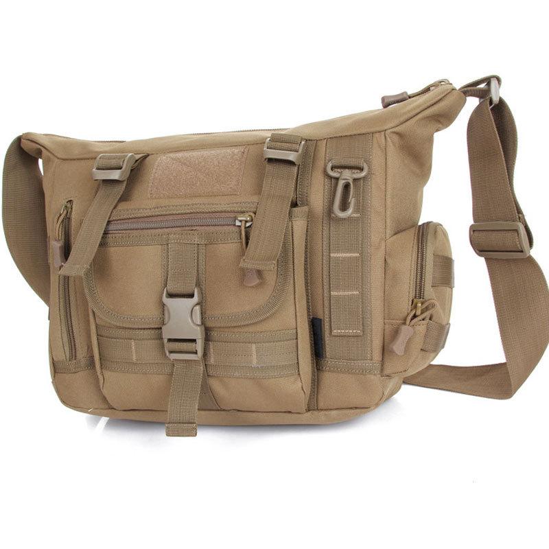 Get Quotations · HOT SALE Fashion Men Messenger Bags Oxford Travel Men s  Shoulder Bag Casual Outdoor Travel Hiking Military 568b2e38cab2c