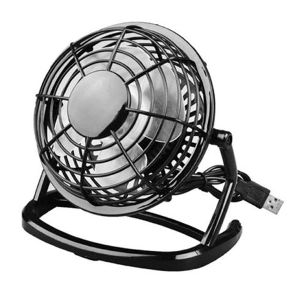 XWB Mini USB Table Desktop Personal Table Fan USB Portable Mini Fan Desk Fan Mini Cooling Fan Small Desk Fan