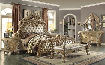Slaapkamer Amerikaanse Stijl : 2016 nieuwe aankomst luxe amerikaanse franse stijl klassieke effen